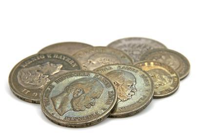 Silbermünzen verkaufen Wien